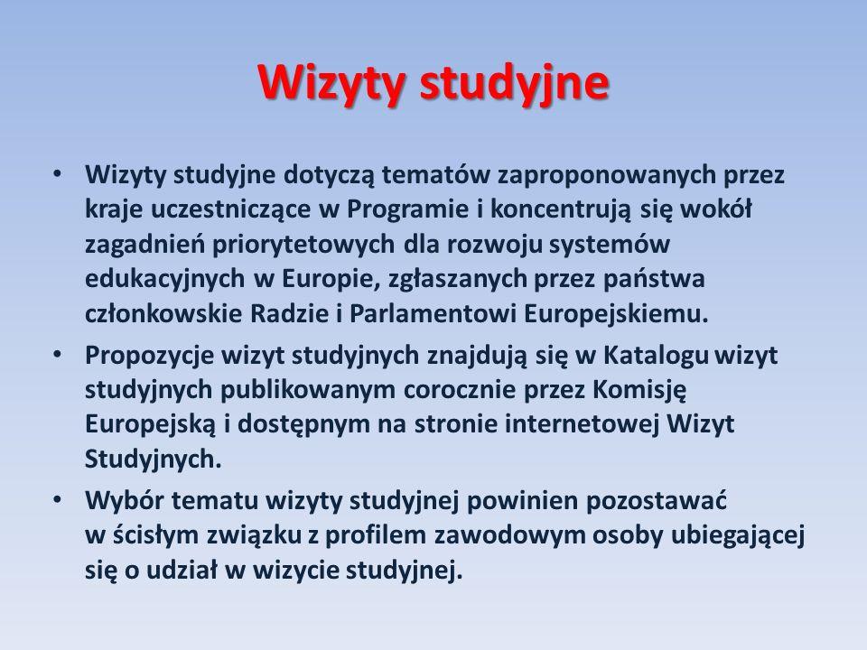 Wizyty studyjne