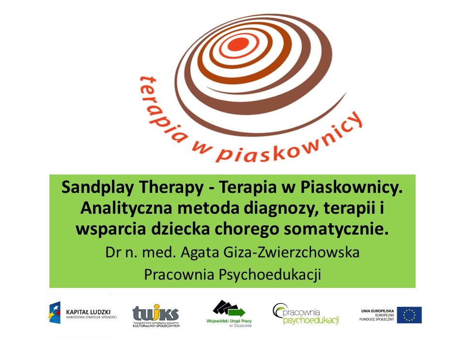 Sandplay Therapy - Terapia w Piaskownicy