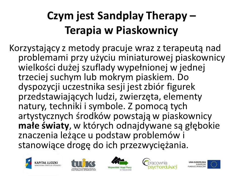 Czym jest Sandplay Therapy – Terapia w Piaskownicy