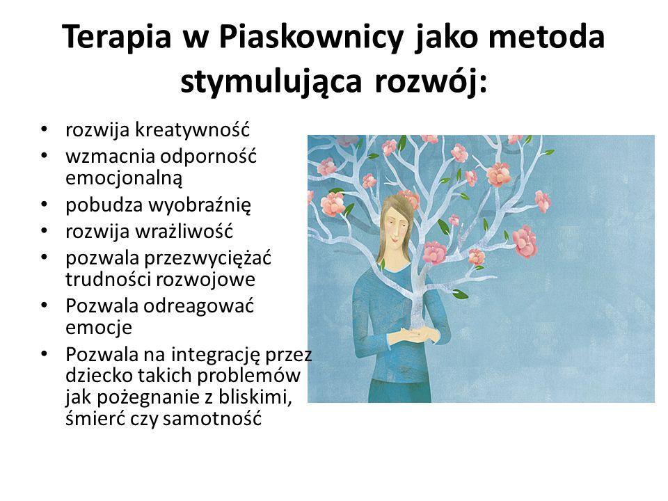Terapia w Piaskownicy jako metoda stymulująca rozwój: