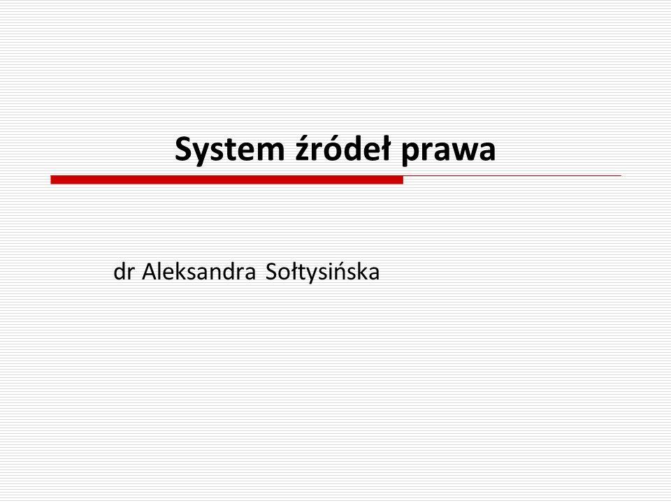 dr Aleksandra Sołtysińska
