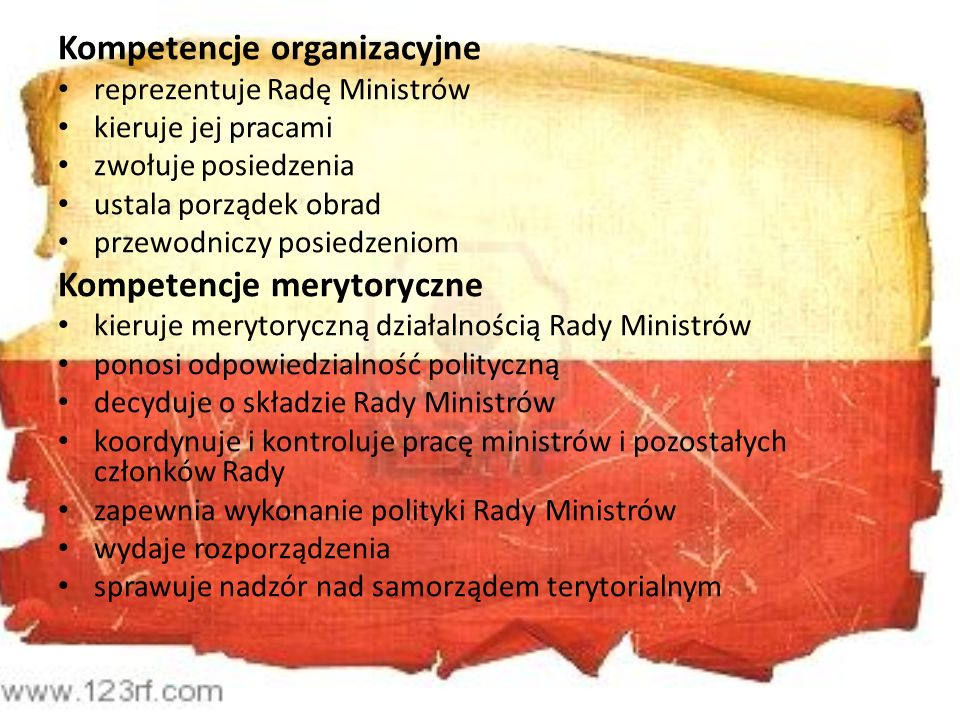 Kompetencje organizacyjne