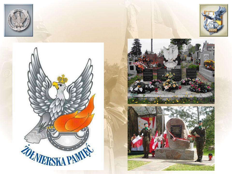 Departament Wychowania i Promocji Obronności zainicjował przedsięwzięcie pod hasłem Żołnierska Pamięć .