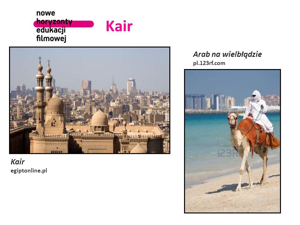 Kair Arab na wielbłądzie Kair