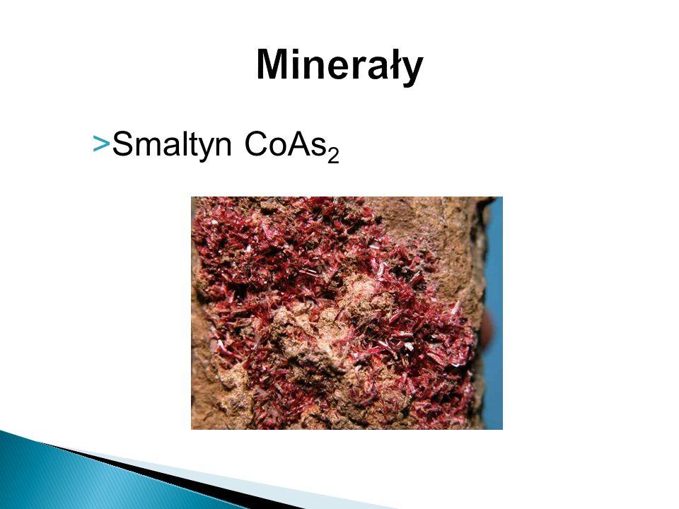 Minerały Smaltyn CoAs2