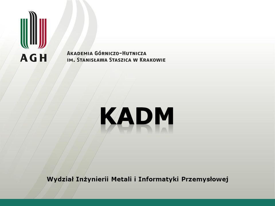 Wydział Inżynierii Metali i Informatyki Przemysłowej