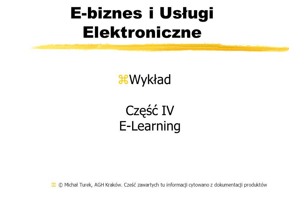 E-biznes i Usługi Elektroniczne