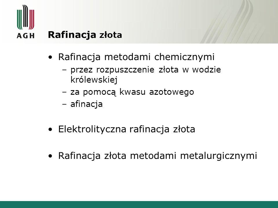 Rafinacja metodami chemicznymi