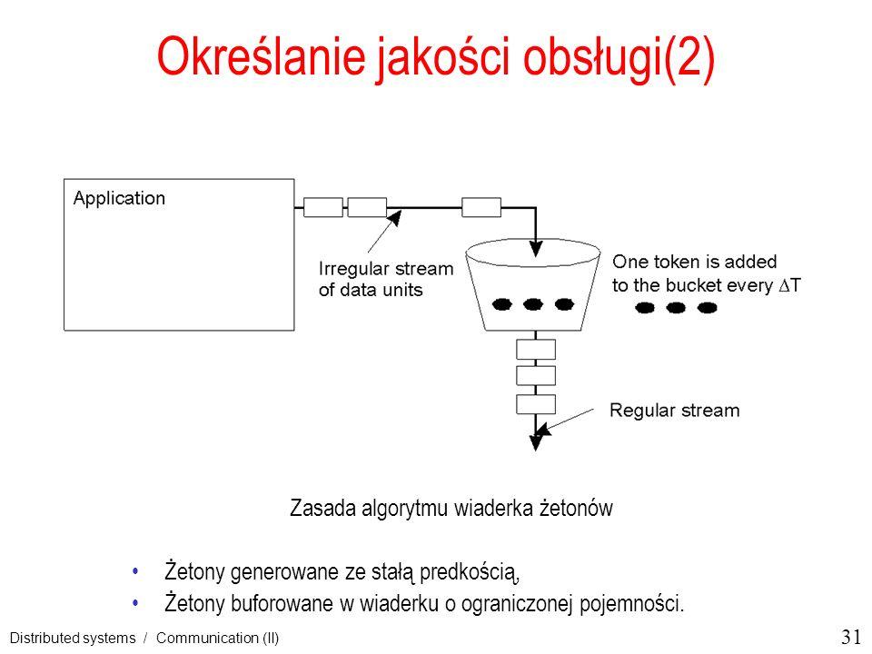 Określanie jakości obsługi(2)
