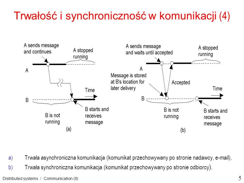 Trwałość i synchroniczność w komunikacji (4)