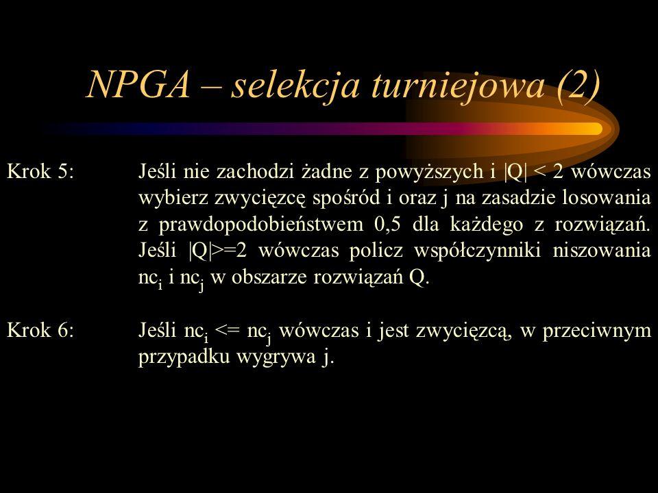 NPGA – selekcja turniejowa (2)