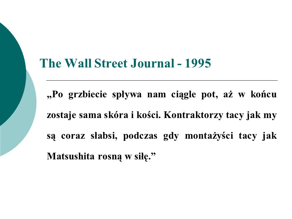 The Wall Street Journal - 1995