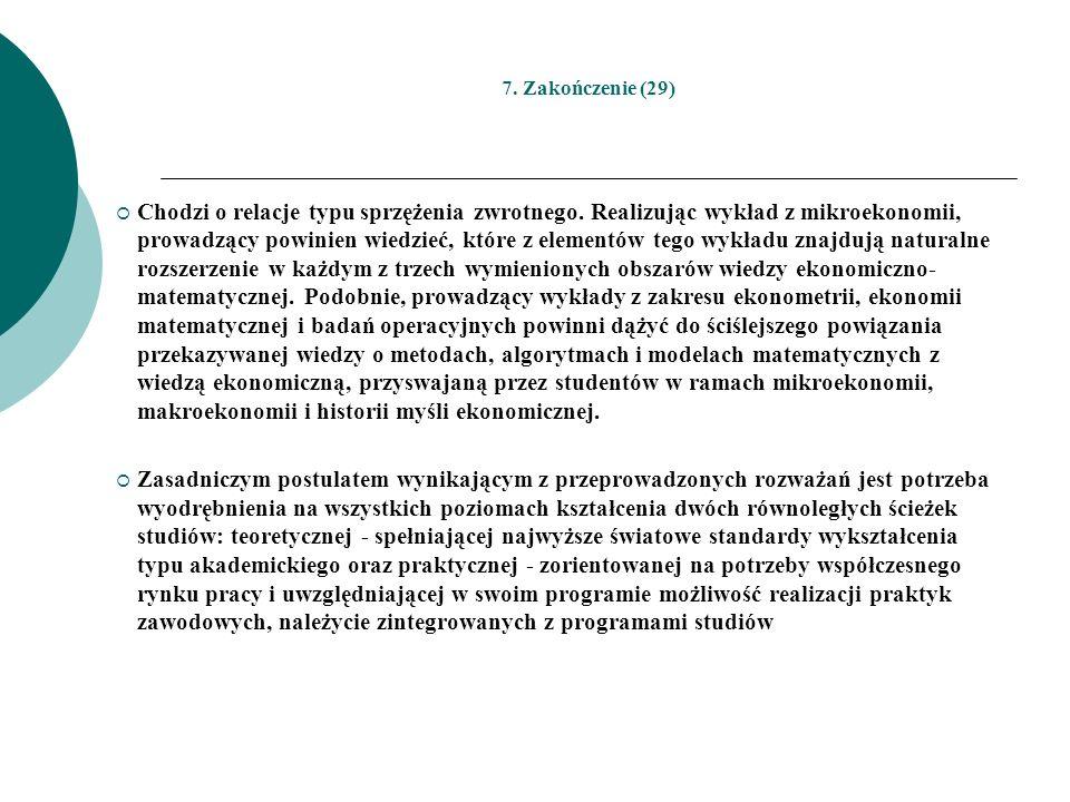 7. Zakończenie (29)