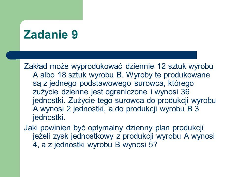 Zadanie 9