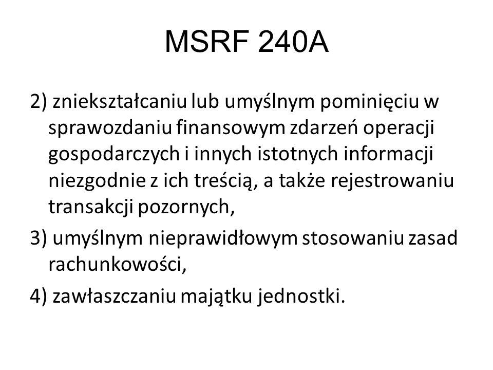 MSRF 240A