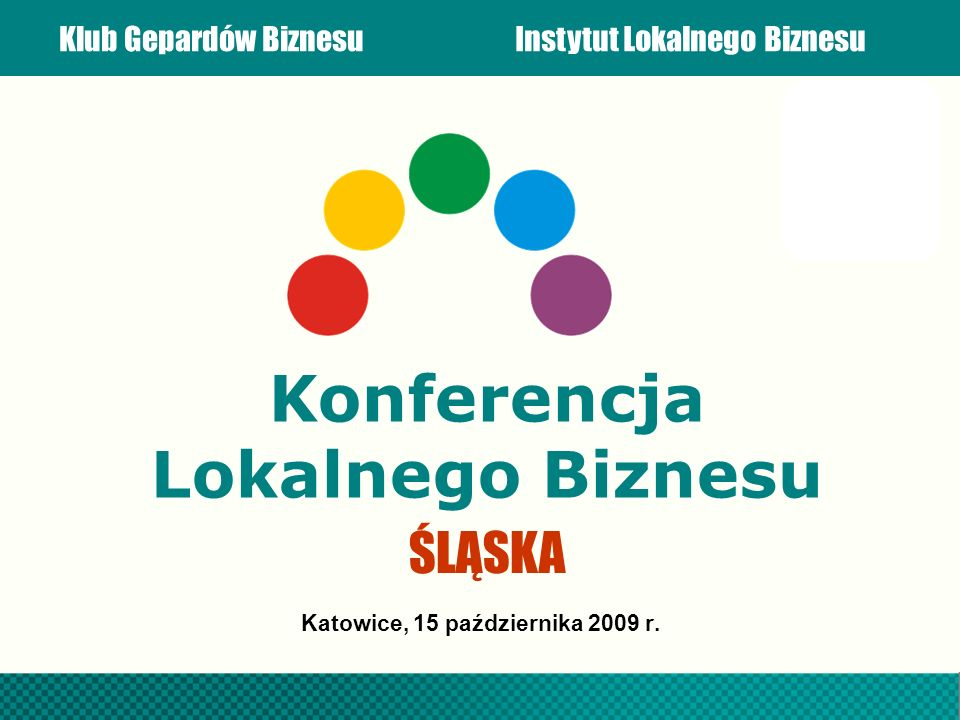 Konferencja Lokalnego Biznesu
