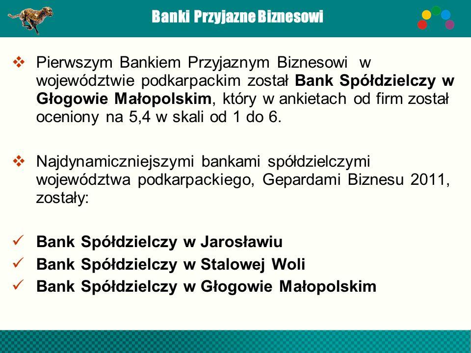 Banki Przyjazne Biznesowi