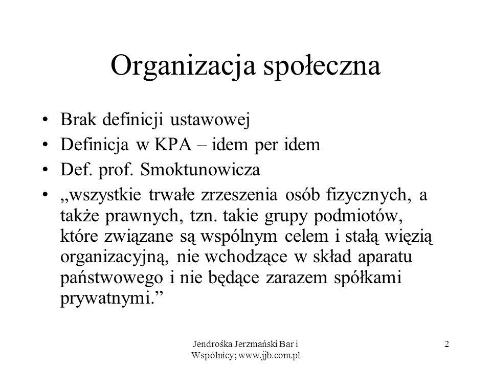 Organizacja społeczna