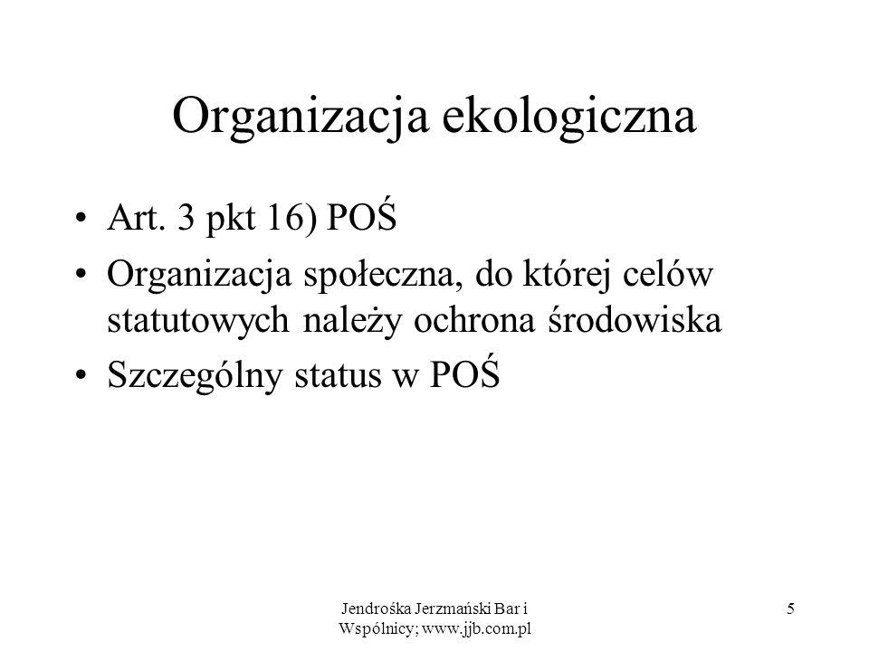 Organizacja ekologiczna