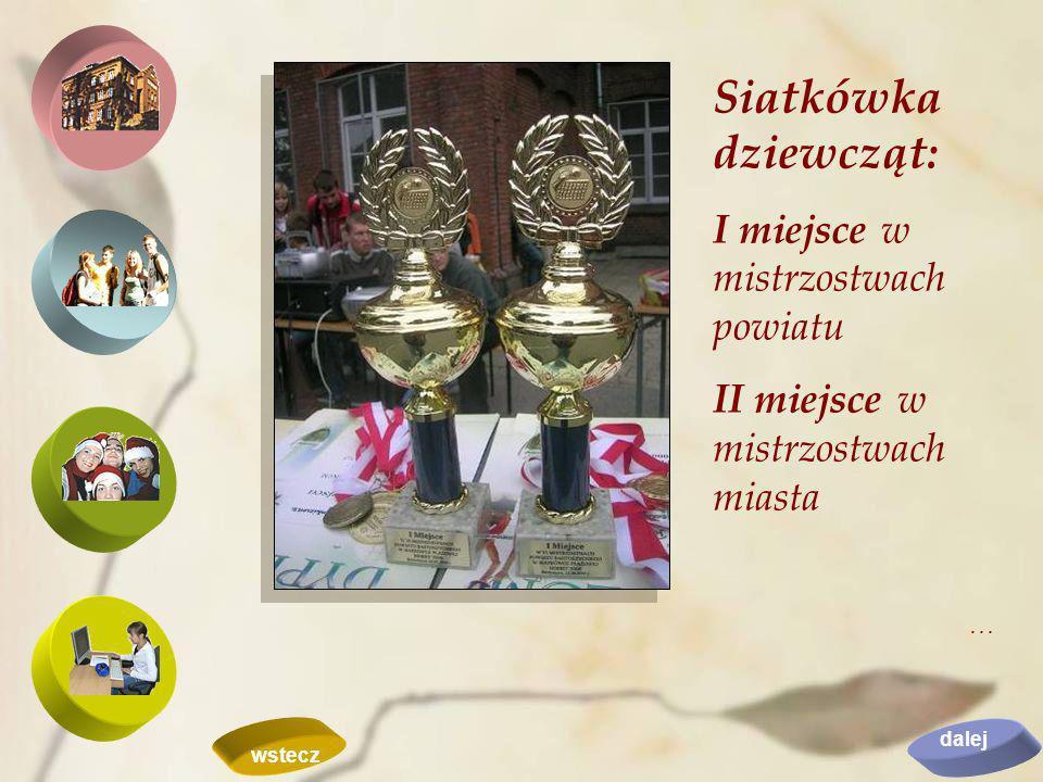 Siatkówka dziewcząt: I miejsce w mistrzostwach powiatu