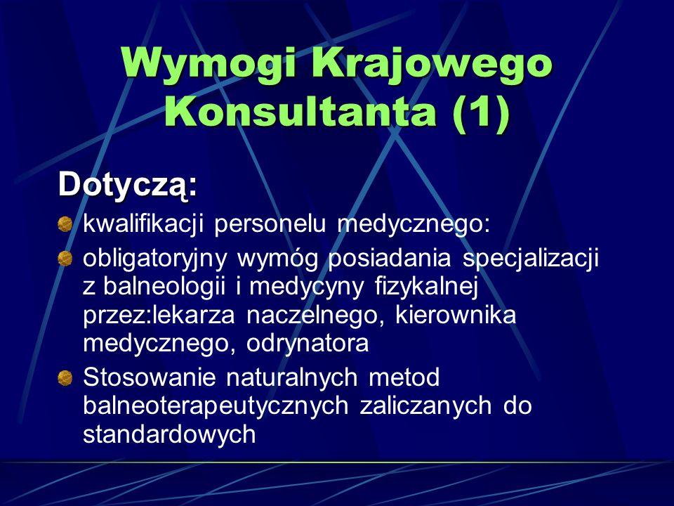 Wymogi Krajowego Konsultanta (1)
