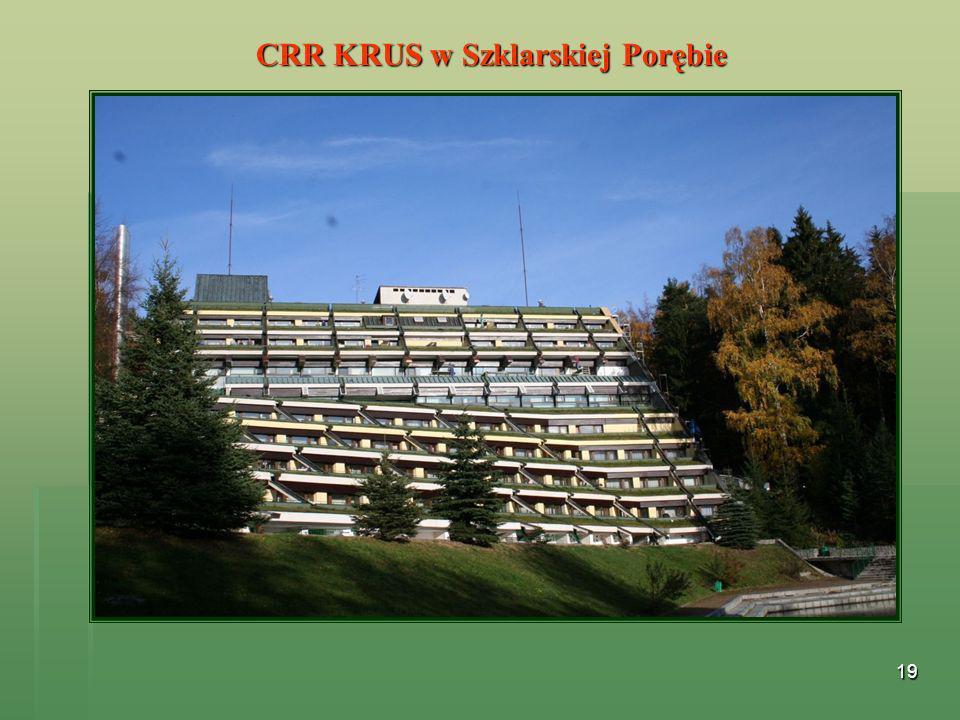 CRR KRUS w Szklarskiej Porębie