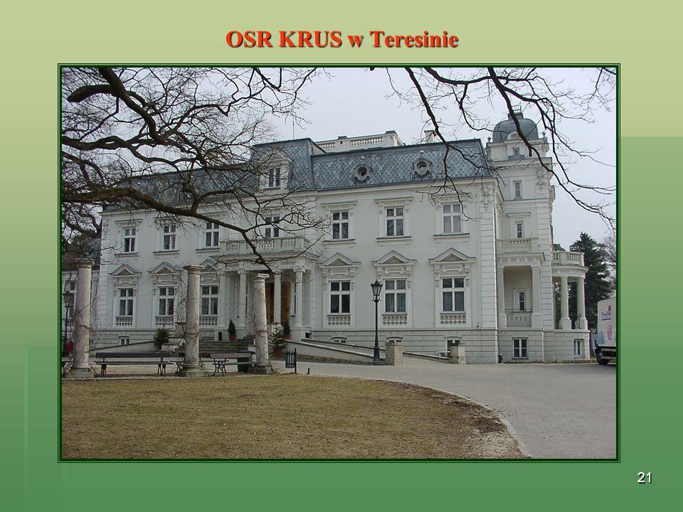OSR KRUS w Teresinie