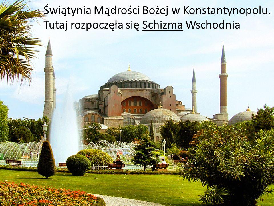 Świątynia Mądrości Bożej w Konstantynopolu