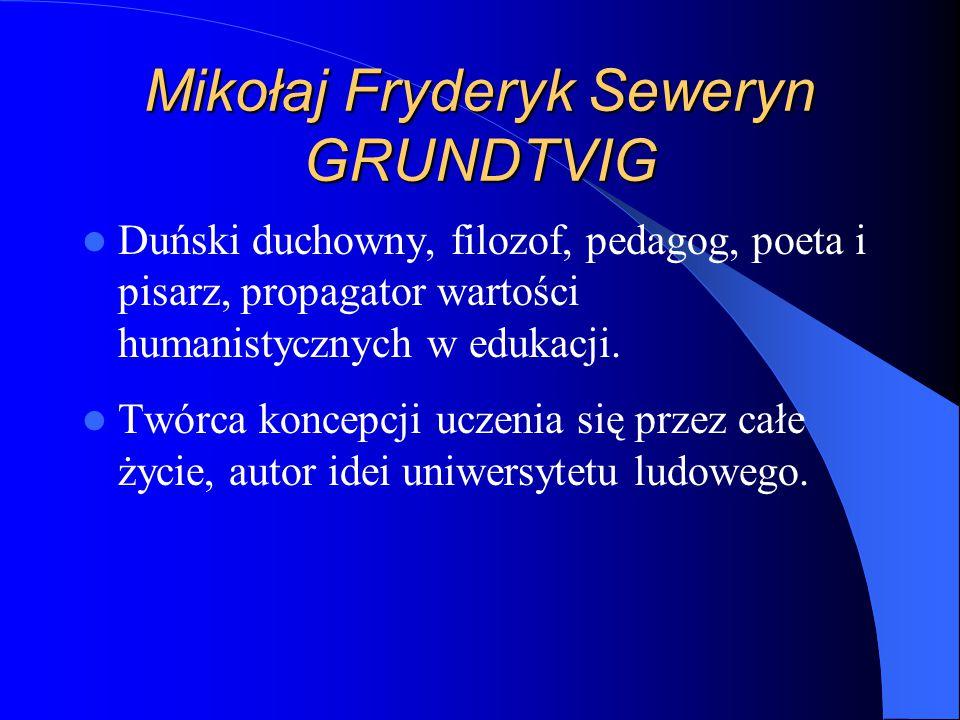 Mikołaj Fryderyk Seweryn GRUNDTVIG