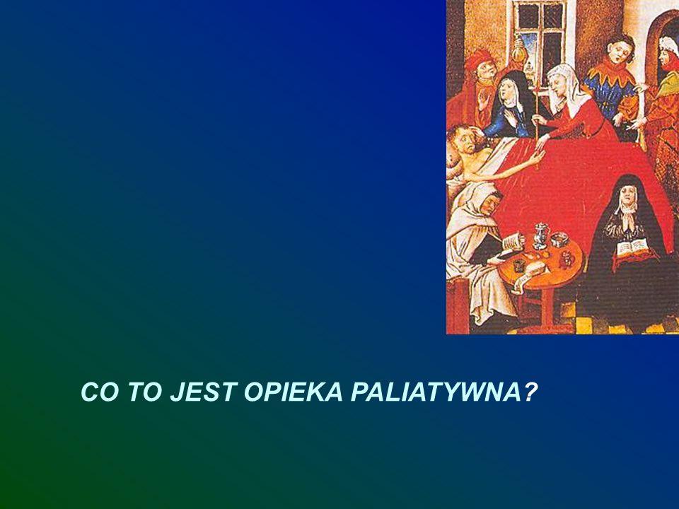 CO TO JEST OPIEKA PALIATYWNA