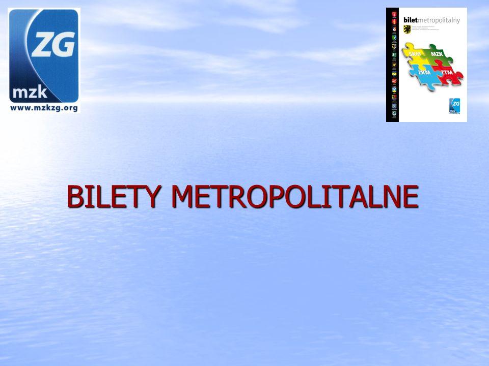BILETY METROPOLITALNE