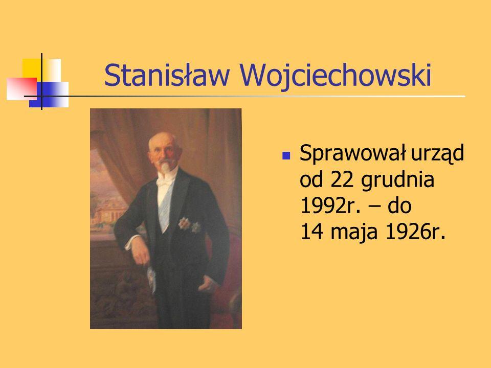 Stanisław Wojciechowski