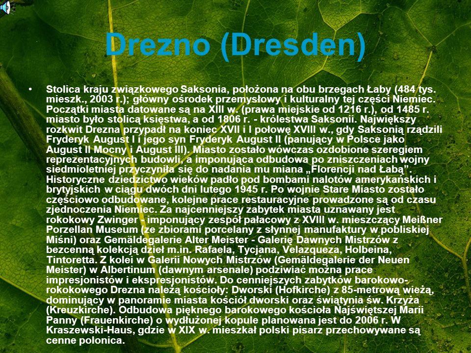 Drezno (Dresden)