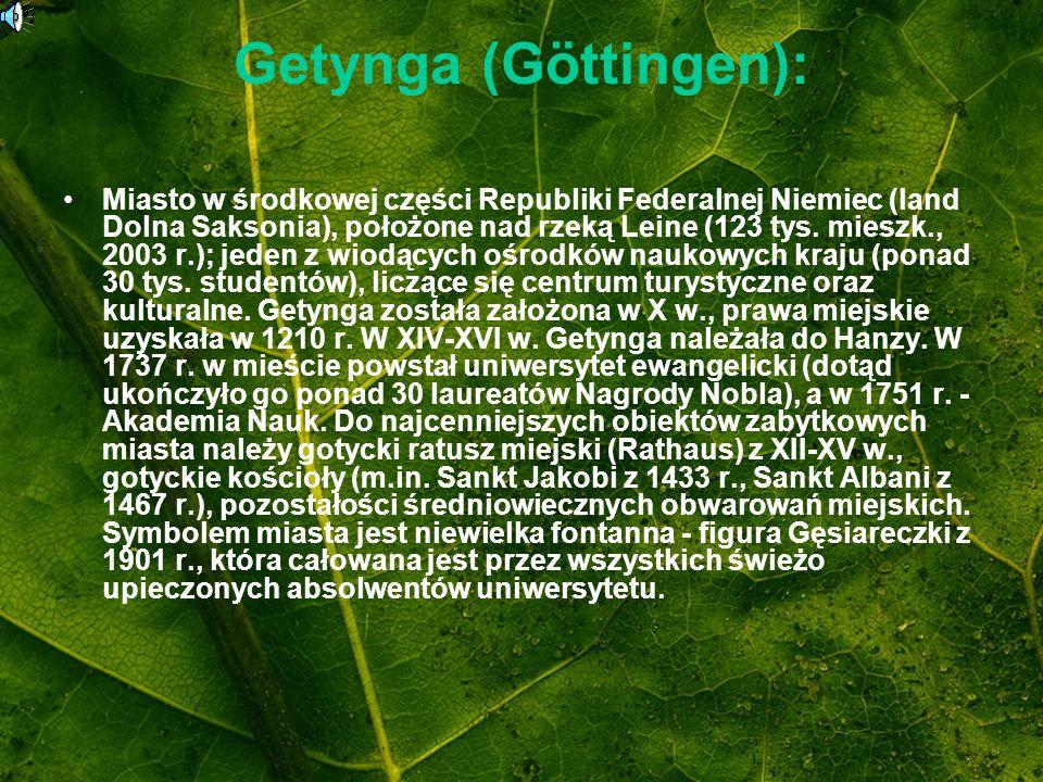 Getynga (Göttingen):