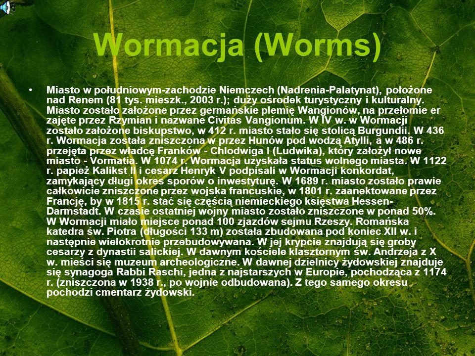 Wormacja (Worms)
