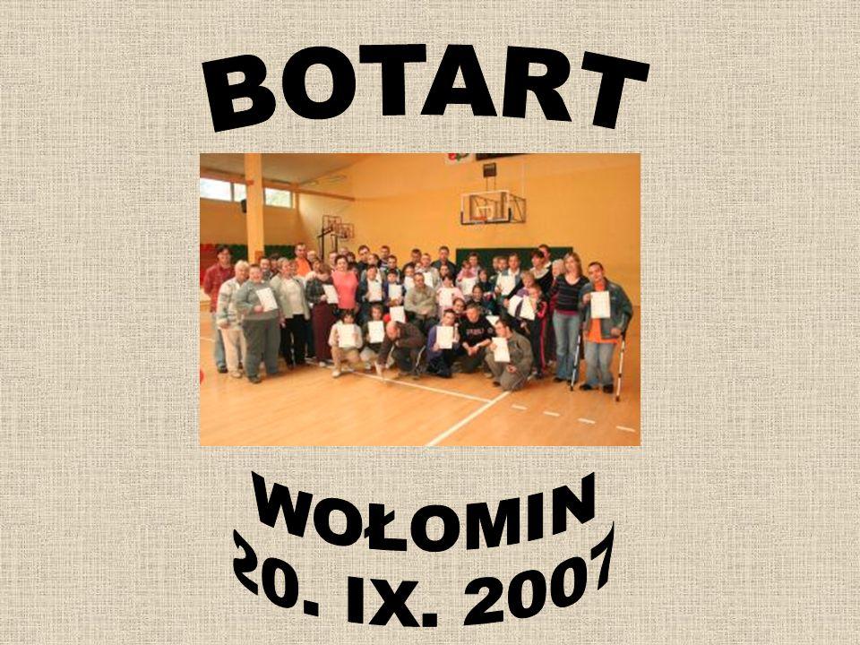 BOTART WOŁOMIN 20. IX. 2007