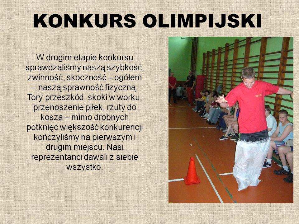 KONKURS OLIMPIJSKI
