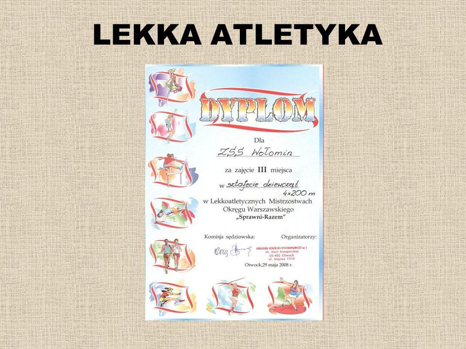 LEKKA ATLETYKA