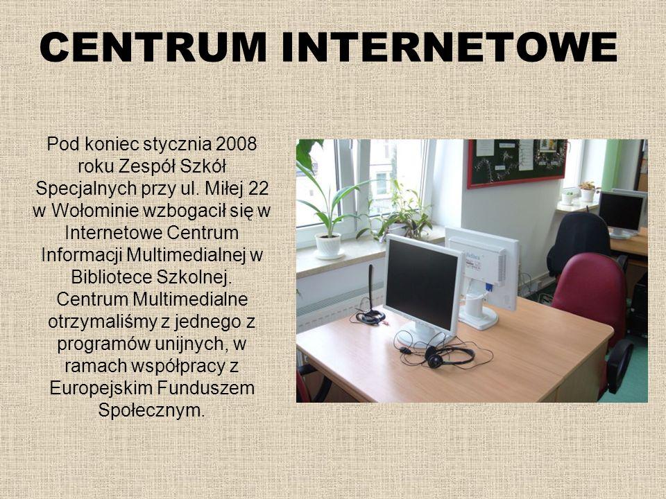 CENTRUM INTERNETOWE