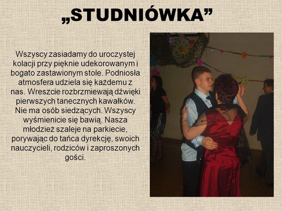 """""""STUDNIÓWKA"""
