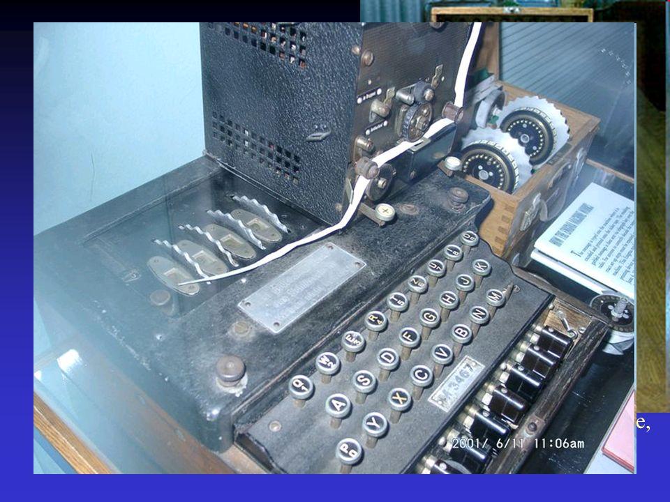 Enigma Enigma była używana komercyjnie. od lat 20. XX wieku, a później. została zaadaptowana przez instytucje państwowe wielu krajów.
