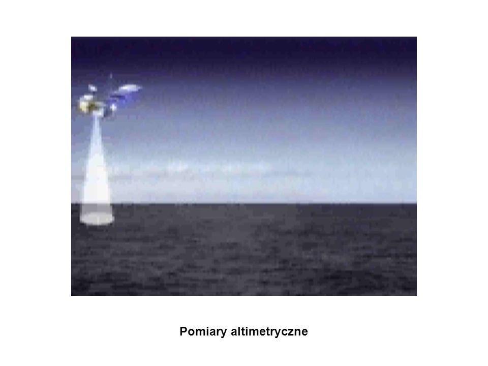 Pomiary altimetryczne