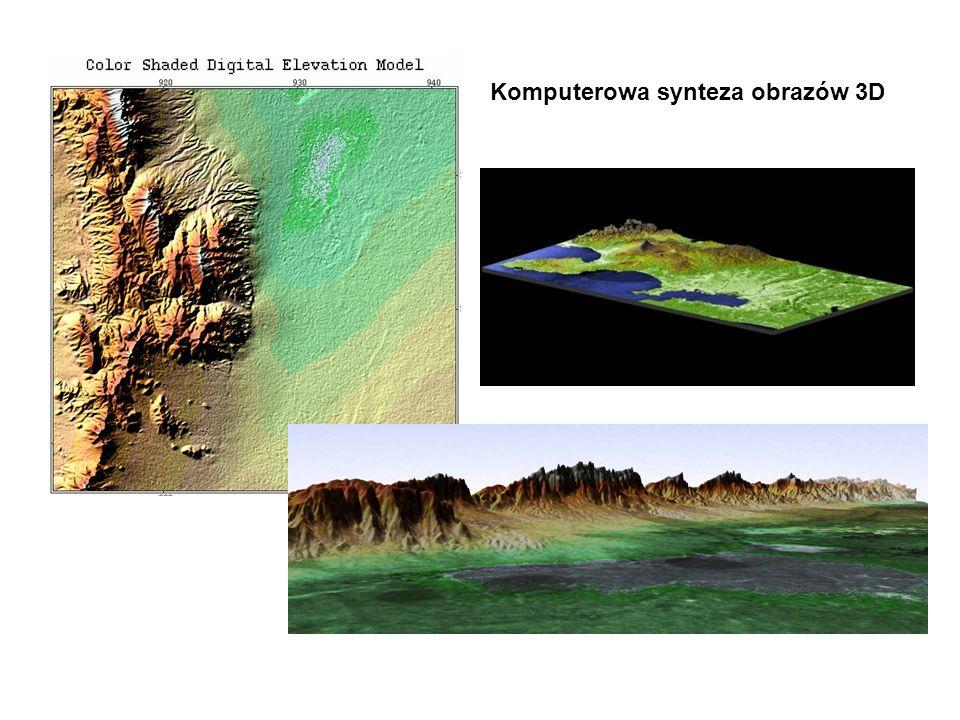 Komputerowa synteza obrazów 3D