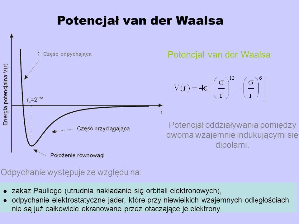 Potencjał van der Waalsa