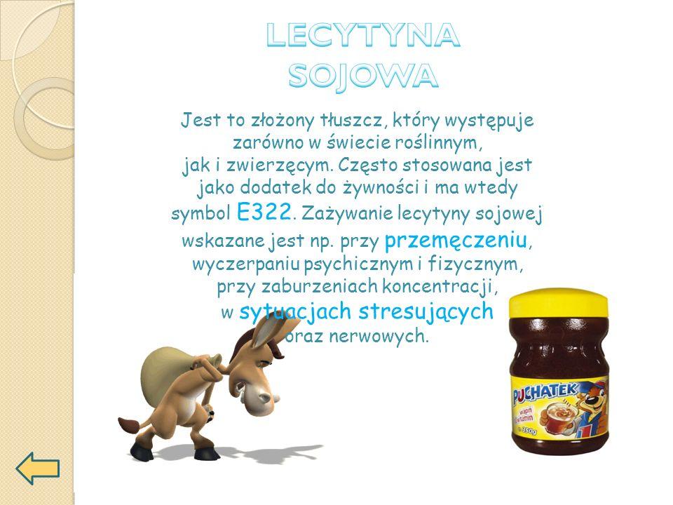 LECYTYNA SOJOWA