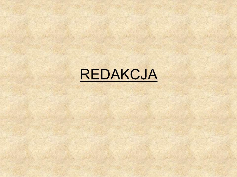 REDAKCJA