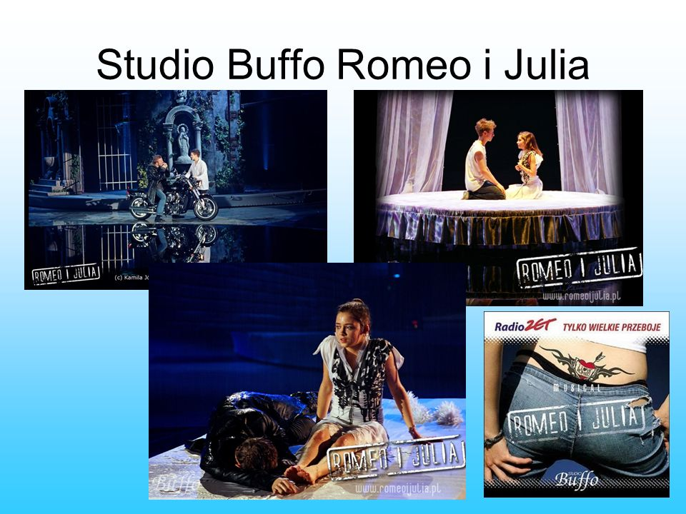 Studio Buffo Romeo i Julia