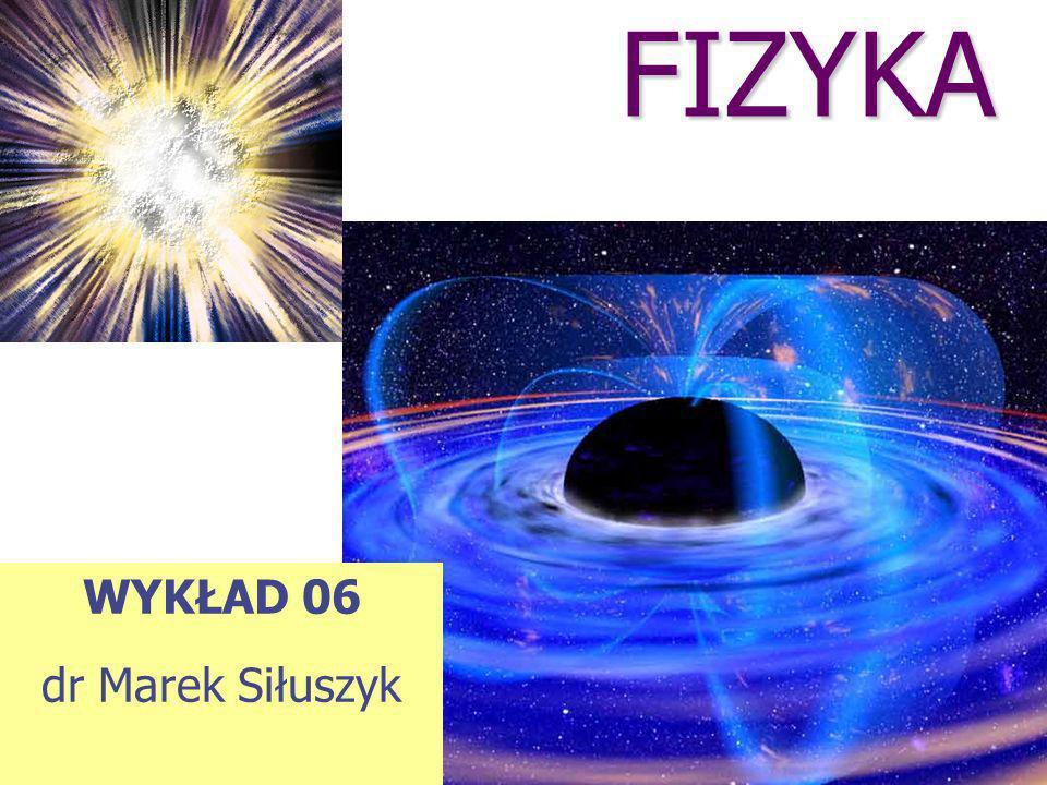 WYKŁAD 06 dr Marek Siłuszyk