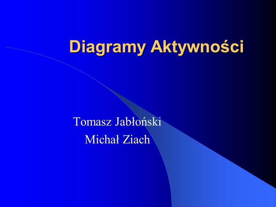 Tomasz Jabłoński Michał Ziach