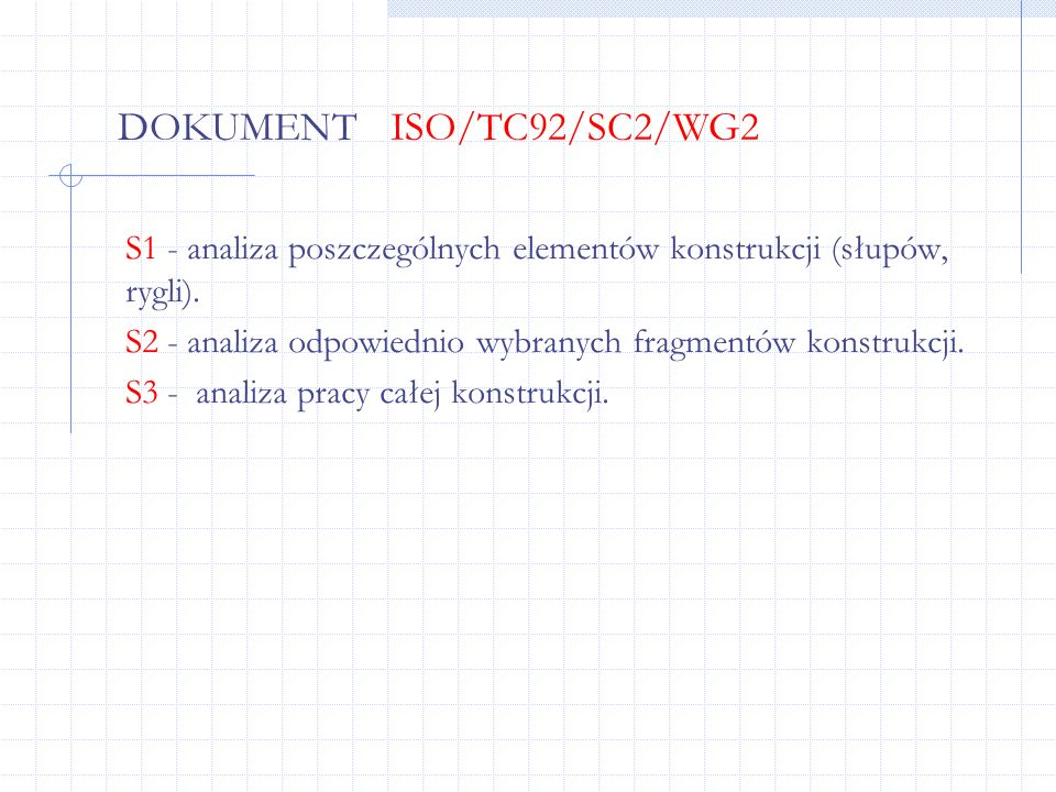 DOKUMENT ISO/TC92/SC2/WG2